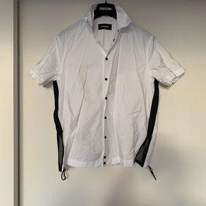 Dsquared men's shirt . Size 46IT- USA -S